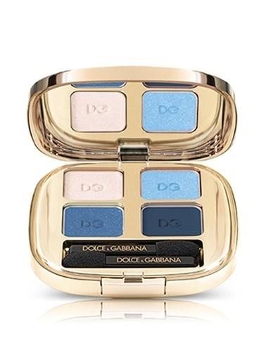 Dolce&Gabbana Dolce&Gabbana 737052960241 Smooth Eye Colour Quad 8 Saat Kalıcı Göz Farı Renksiz